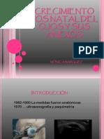 Crecimiento Posnatal Del Ojo y Sus Anexos