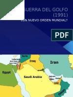La Guerra Del Golfo (1991)