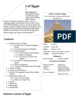 Muslim Conquest of Egypt - Wikipedia