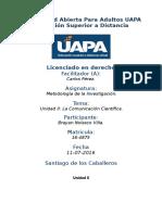 Tarea 2 Unidad II Metodología de Investigacion (UAPA) 11-07-2016.docx