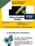 Sistemas de Identificacion Biometrica