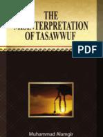 Misinterpretation of Tasawwuf