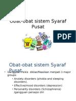 Obat CNS