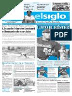 Edición Impresa Elsiglo 10-02-2017