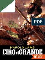 Ciro El Grande - Harold Lamb (5)
