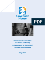 Covenant House - Homelessness, Survival Sex and Human Trafficking.pdf