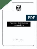 Fasciculo de Induccion Matematica