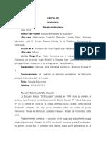 Capitulo 1 y 2 Prof. Valeria