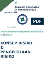 Materi Diklat Capeg Konsep Asuransi Kesehatan Sosial Dan Penerapannya Dalam JKN