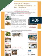 Suya Siru Tholil Thozhil Munaivor தொழில் Own Small Scale Business Loan Self Employment Ideas Tamil_ ஆடு வளர்ப்பு aadu valarpu தொழில் tholil