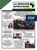 la semaine africaine n 3662