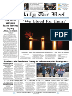 The Daily Tar Heel for Feb. 10, 2017