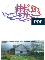 Salam & Parallel Salam Transactions-CH.7