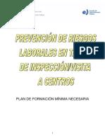 96069-Prevención de Riesgos Laborales en Tareas de Inspección Visita a Centros