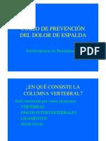 8680-Prevención Del Dolor de Espalda