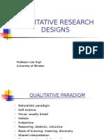 QUALITATIVE RESEARCH DESIGNS.ppt