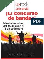Concurso U rock