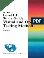 ASNT Level III Study Guide Visual [Yasser Tawfik]