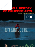 01. History of Philippine Art Theatre