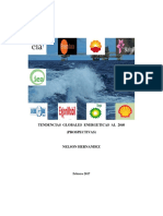 Tendencias Globales Energeticas Al 2040 (PDF) (Global Energy Trends to 2040)