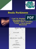 Curs 5 - Boala Pakinson Apr2014