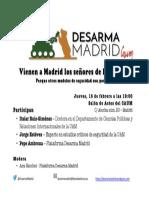 Desarma Madrid_Acto CAUM