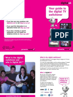National Switchover Leaflet