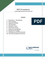 AOI 18 - RFFS Procedures