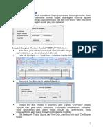 Tombol Simpan VBA Excel