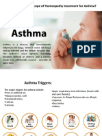 Asthma | Completely cure by Homeopathic me