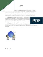 Biochimie Apa