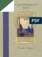 A Different Sea (Vintage Classi - Claudio Magris
