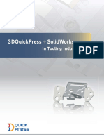 3DQuickPress SolidWorks Case Book