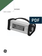 CCHH PulseOximeter Trusat Pulse Oximeter