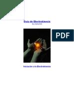 Guía de Electrokinesis
