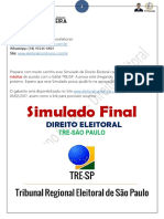 Simulado Final Tre-sp