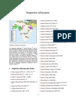 Imperios africanos