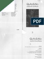 1998-PINOTTI-PRESENZA DELLO STILE-Quaderno.pdf
