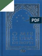 O Mie Si Una de Nopti - Vol 13