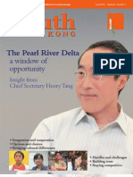 Volumn 2 Number 2 - The Pearl River Delta
