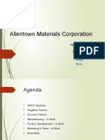 Allentown Materials Corporation