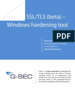 Harden SSLTLS (Beta)-2010