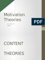 Theories motiv