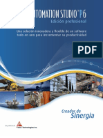 Automation Studio p6 Brochure Spanish High
