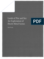 SAM DUNN, Lands Of Fire And Ice, An Exploration Of Death Metal Scenes.pdf