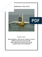 Proposal Nelayan