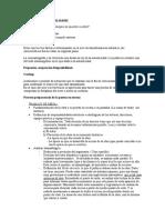PROCESO DE SELECCIÓN DE ACTORES