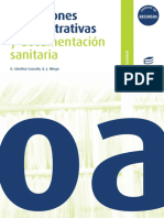 EDITEX-Operaciones Administrativas y Documentación Sanitaria
