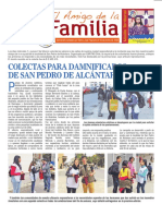 EL AMIGO DE LA FAMILIA domingo 12 febrero 2017