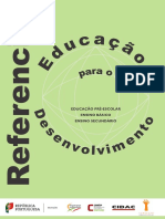 Referencial de Educacao Para o Desenvolvimento